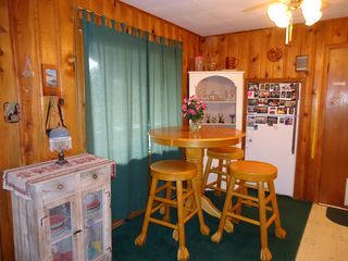 Ruidoso cabin photo - Dining Area