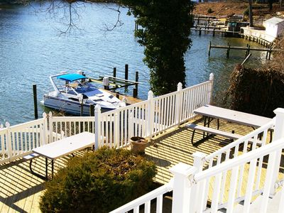 Annapolis house rental