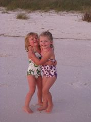 Port St. Joe cottage photo - BEST OF BEACH BUDDIES!