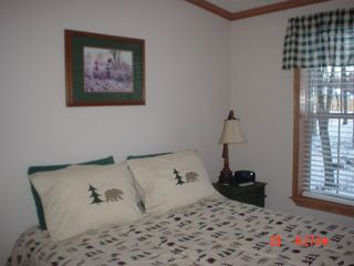 Wisconsin Dells cabin photo - Bedroom 2