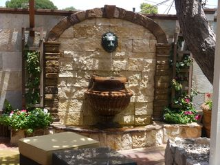 Santa Ana house photo - Fountain