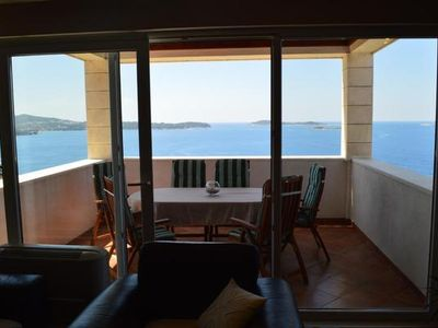 image for Vacation home Mlini for 2 - 7 persons with 4 bedrooms - Holiday apartment