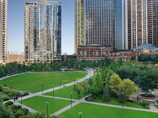 Chicago condo photo - Lakeshore East Park