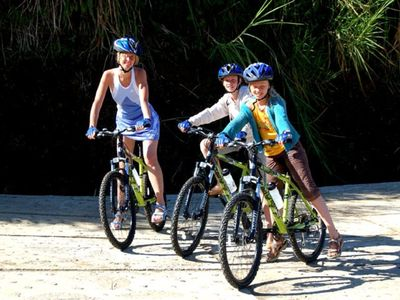 Sanibel Island condo rental - On Sanibel you can bike to activities, stores, restaurants and even Capitiva!