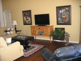 Tucson house photo - Great Room with flat screen t.v.and HBO