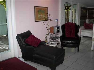 Coconut Grove cottage rental