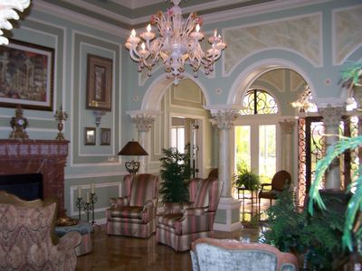 Main Hall in our Clubhouse(Villa Rialto)