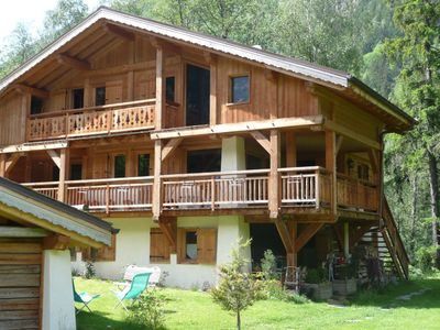BEAUTIFUL CHALET 8 PEOPLE AND MORE
