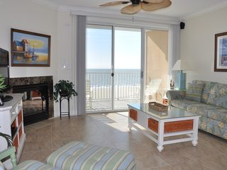 Belmont Towers Ocean City condo photo - Full Ocean View