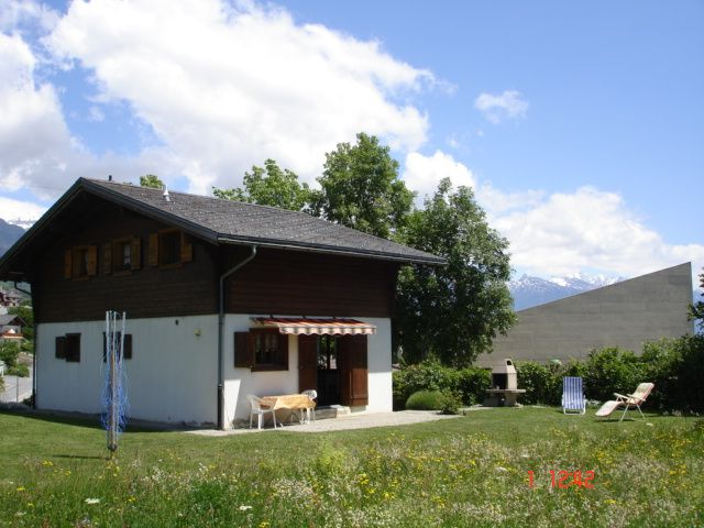 Holiday house 88776, Montana, Valais