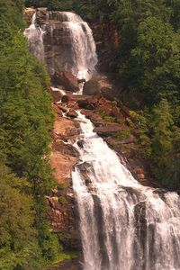 Whitewater Falls - highest falls east of the Rockies.