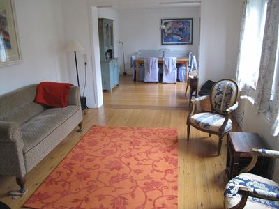 Family friendly charming country house for 8 people in the Bay of Lübeck