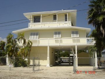 Key Largo house rental - Front Street View