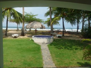 Playa Grande villa photo - Oceanfront View With Kids Wading Pool!