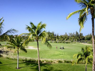 Expansive Golf Course Views From the Comfort of Your Private Lanai