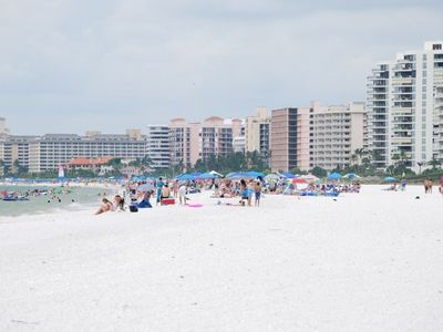 Marco Island's spectacular coastline has retained its natural beauty.