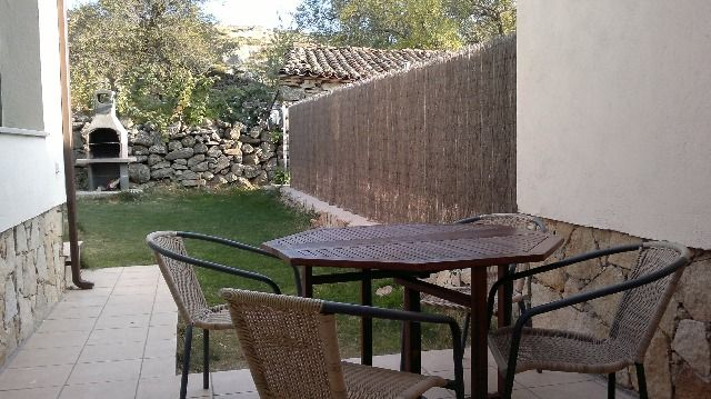 Self catering El Huerto de Pipo for 6 people