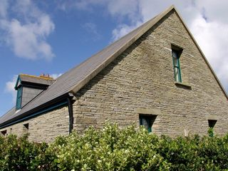 County Clare house photo - Gable end