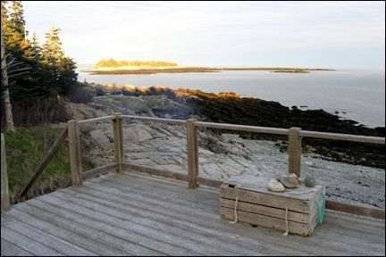 Oceanfront on the Bay of Fundy