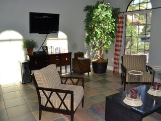 Common area hobbie room... Loads of fun options! - Bella Piazza condo vacation rental photo