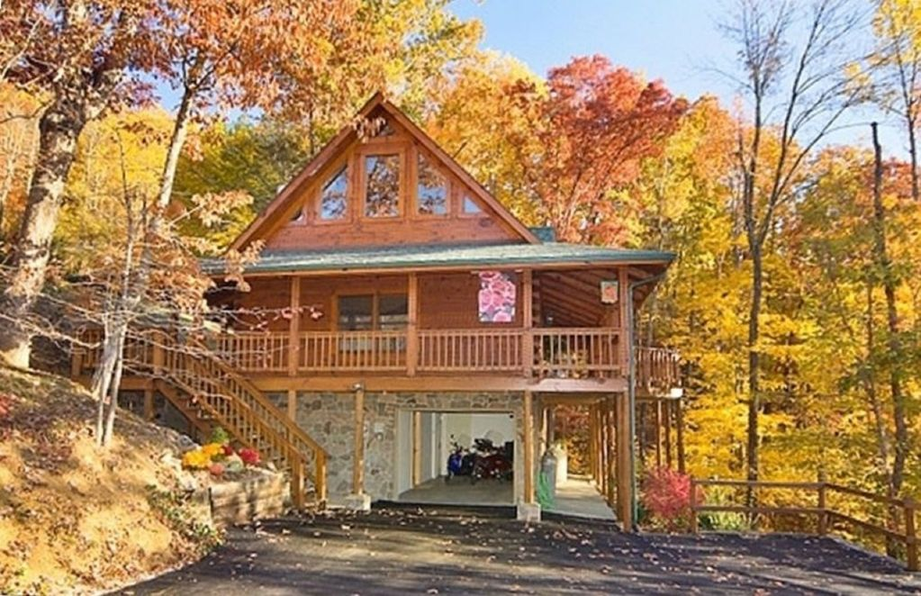 Owner operated log cabin perfect for couples vrbo for Perfect cabin