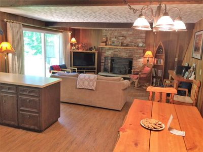 A Cozy River House cabin> Central to Olympic Nat'l Pk & Beaches!