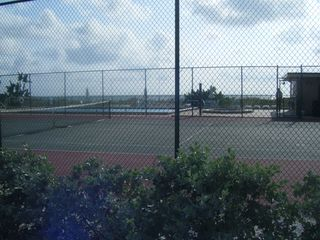 Tennis anyone? It is right on the gounds? - Indian Rocks Beach condo vacation rental photo