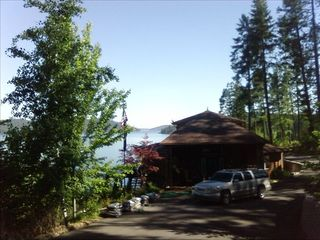 Coeur d 'Alene house photo - Homeport on Lake Coeur D,Alene