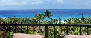 Keauhou condo photo - Ocean view from main lanai