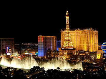 Welcome to Fabulous Las Vegas - Entertainment Capital of the World