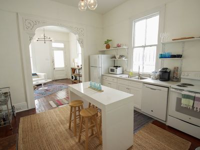 Elegant Bywater house right on St. Claude Ave!