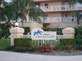 Cape Canaveral condo photo - Gated Shorewood Condo entrance