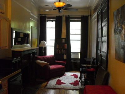 New York City Brownstone Vacation Rental In New York