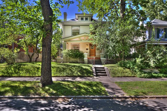 Gorgeous, historic, and renovated Washington Park home (Lic. BFN-0008181)
