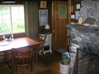 Pemaquid Point cottage photo - Dining Area