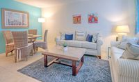 Newly Renovated Fully Furnished 2 Bedroom, 1 Bath Apartment.