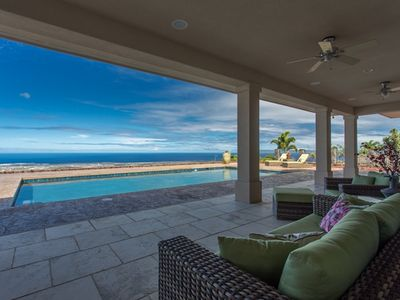 Amazing Views from Lanai & Pool