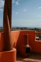 Todos Santos house photo - Chimenea over the Pacific