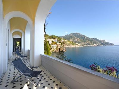 Cottage for 6 people close to the beach in Amalfi Coast