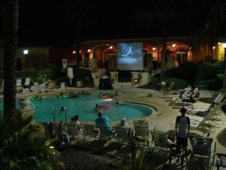 Regal Palms condo photo - Thursday nights is Dive in Movie Night at the pool - spring until fall