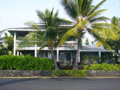 Kailua Kona house rental - Front of Home