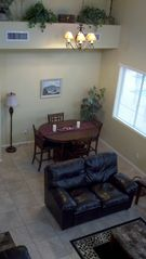 Peoria house photo - Enjoy a game of cards or play a board game in the cool air conditioning.