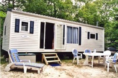 All comfort Mobile Home in a 4 star timberland