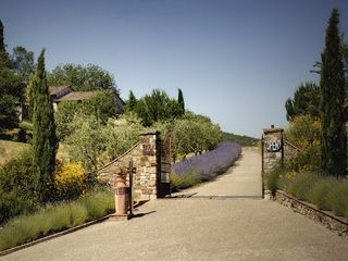 Panzano in Chianti villa photo