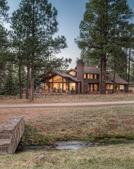 Flagstaff house photo - Beautiful Home, Renovated, Relaxing, Spacious! Golf course view from all angles.