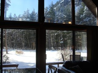View - North Conway chalet vacation rental photo