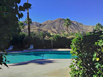 Palm Desert condo rental - Community pool, shared by only 14 units.