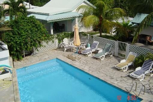 Capesterre-belle-eau Villa Rental: Flor'alyzee, Small Villa With A ...