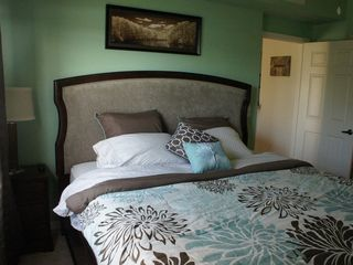 Fort Myers condo photo - Master bedroom with a super comfy pillow top king bed
