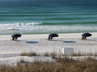 Fort Walton Beach condo photo - Emerald green waters and sugar white sand await you!